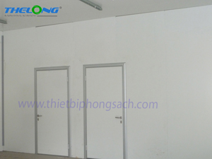 Cửa phòng sạch TL - CPS04