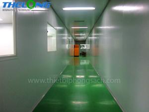 Cửa phòng sạch TL - CPS05