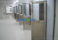 Air shower cho ngành dược phẩm - y tế