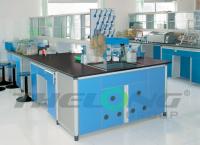 Bàn thí nghiệm trung tâm có bồn rửa TL-BTN-17