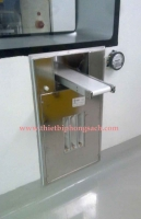 Air lock băng tải phòng sạch