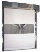 Cửa cuốn tốc độ cao chất liệu bằng lưới TL - 23