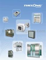 Các loại thiết bị dùng cho phòng sạch