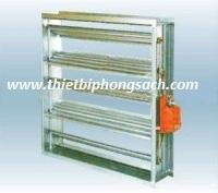 Electric air control valve