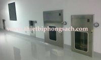 Tủ truyền phòng sạch