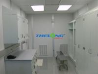 Phòng sạch cho phòng đệm thay đồ