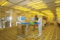 Phòng sạch cho phòng công nghệ cao