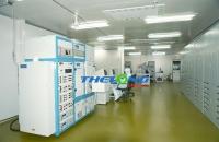 Phòng sạch cho phòng vận hành máy