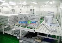 Phòng sạch cho sản xuất lọc Hepa