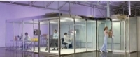 Phòng sạch di động cho ngành công nghiệp điện tử, ngành dược