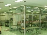Phòng sạch di động cho dây chuyền sản xuất