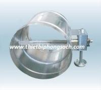 Round type air control valve