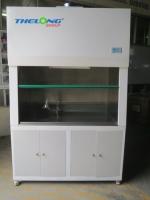 Tủ hút khí độc hai chậu rửa